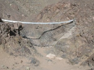 Barreras contra Aluviones