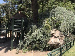Rehabilitación Barrera Dinámica Parque Metropolitano