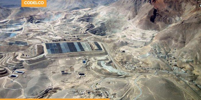 Saneamiento de taludes Rajo Inca